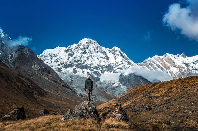 Annapurna Sanctuary Trek - best himalayan treks