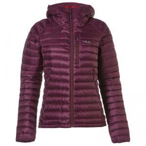 Rab Microlight Alpine down jacket
