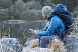 win land rover explore smartphone
