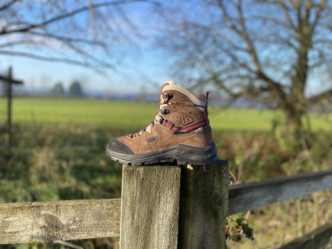 KEEN Karraig hiking boots review