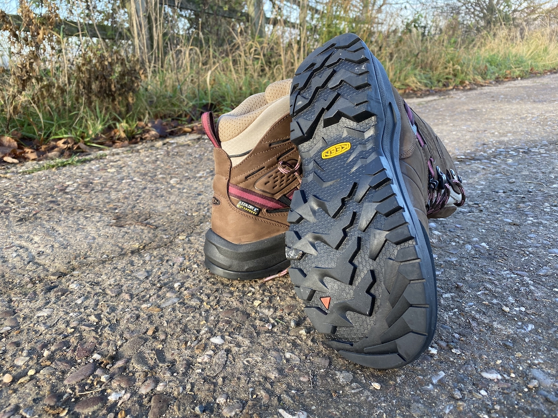 Keen Karraig hiking boots review
