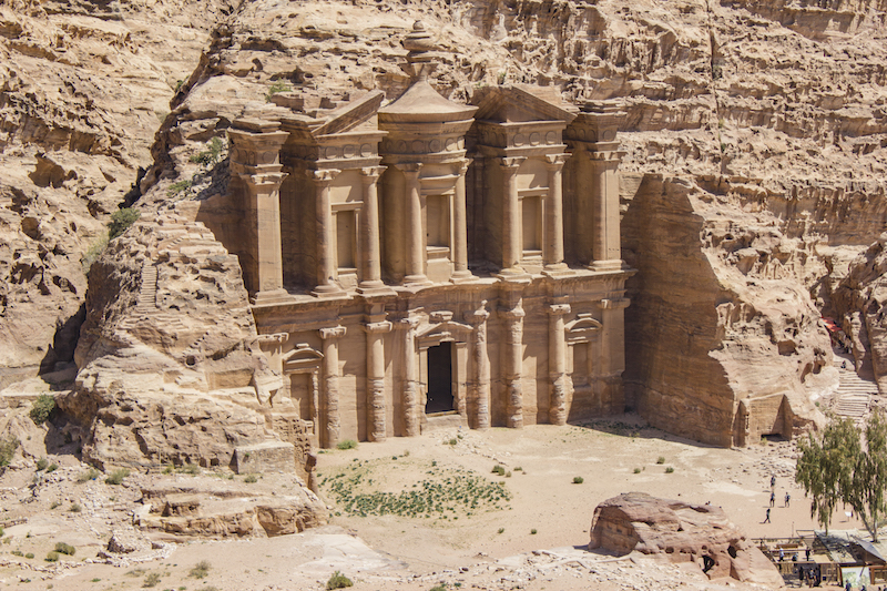 the ancient city of Petra bucket list