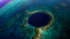 great blue hole in belize adventures