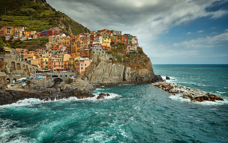 Cinque Terre - best hiking in Italy