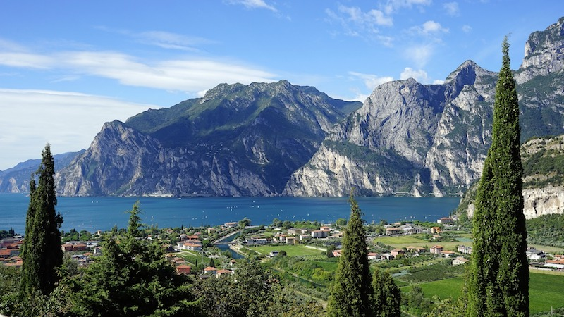 lake garda - best hiking in italy
