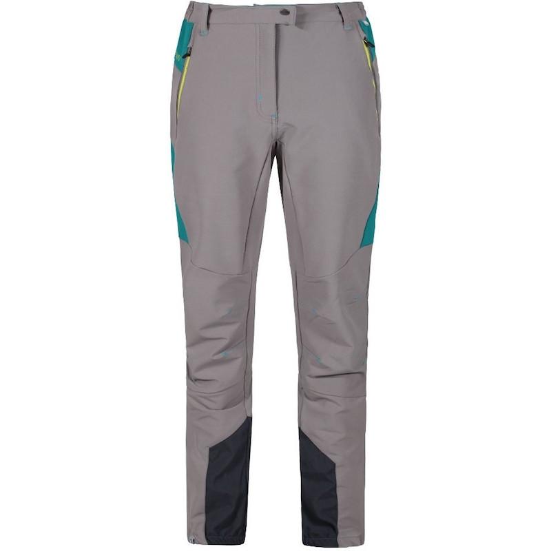 Regatta Men/'s Mountain Isoflex Walking Trousers Blue