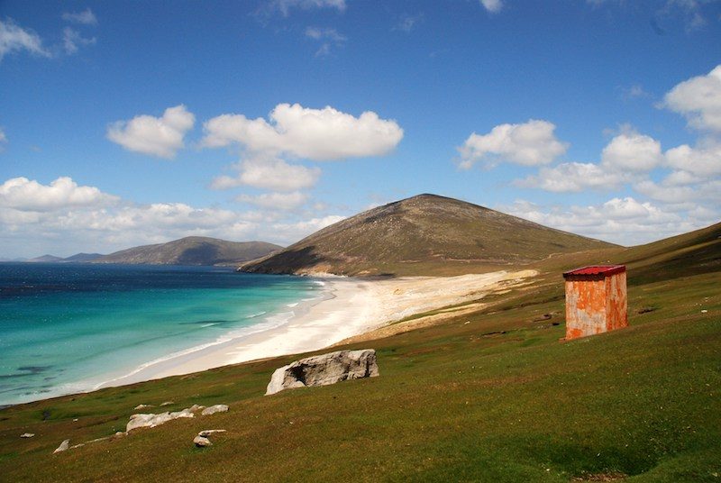 saunders island traverse best hikes in the falkland islands