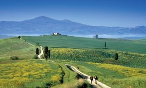 Tuscany best hiking in Italy