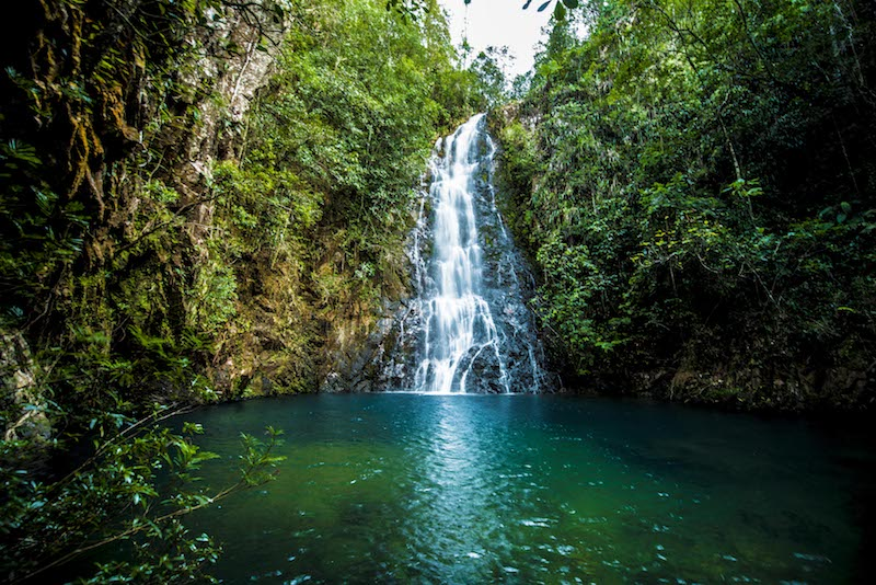 waterfall jungle trekking in belize ultimate adventure destination