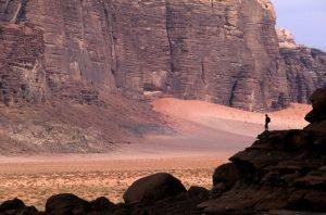 wadi rum hiking best things to do in jordan