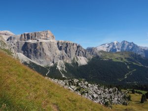 Piz Boe best hikes in alta badia south tyrol