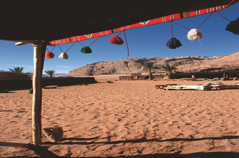 camp out bedouin best things to do in jordan