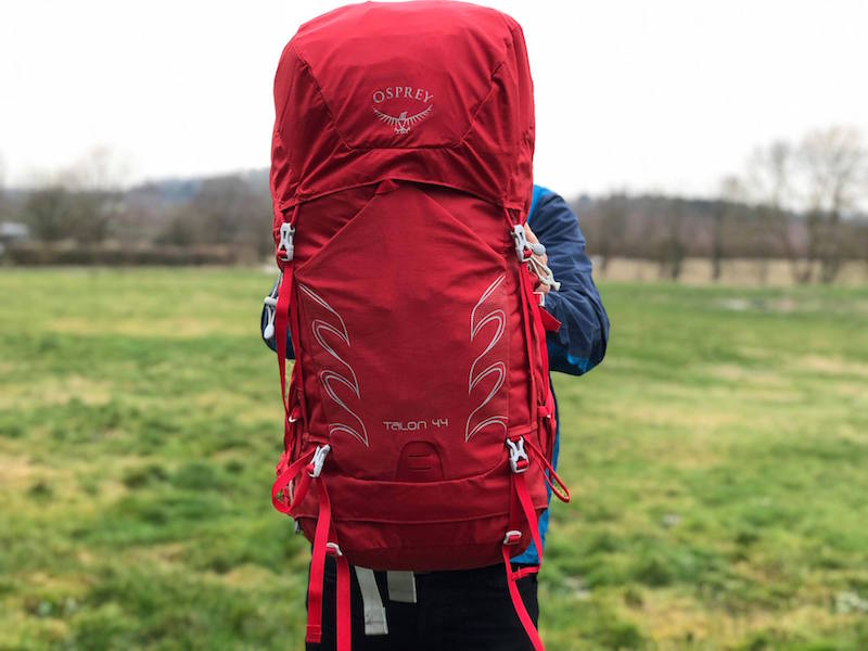36b79fc9d5 Osprey Talon 44 rucksack review - Wired For Adventure