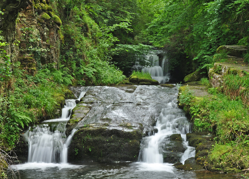 watersmeet devon best walks in devon
