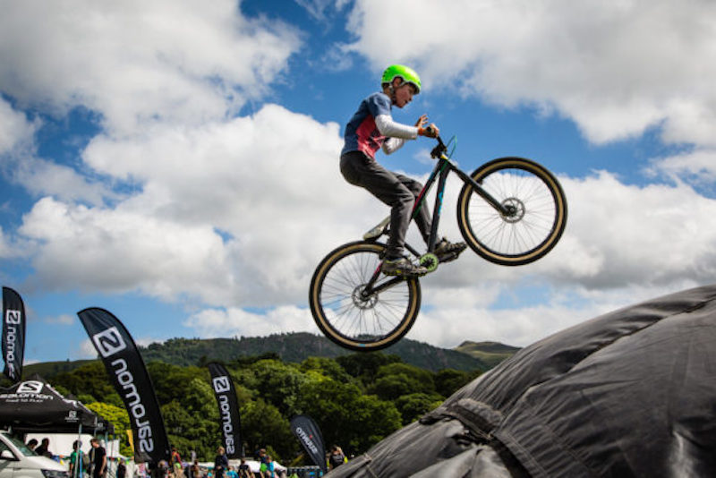 mountain biking keswick mountain festival 2019