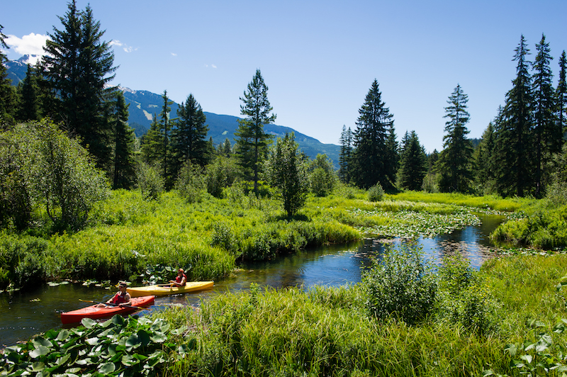 kayaking adventurous things to do in Vancouver