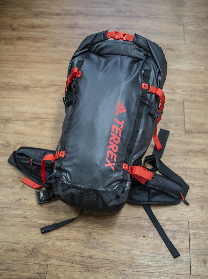 best quality classic styles sells Adidas Terrex Solo 40 Backpack Review - Wired For Adventure