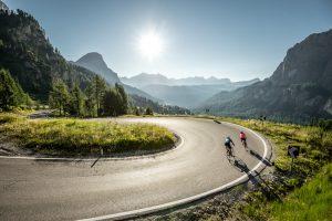 The Dolomites Bike Day