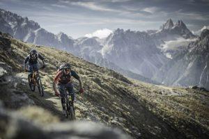 Giro Bike Tour in the Dolomites