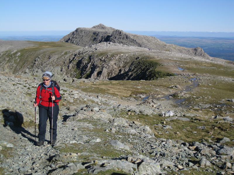 Glyder Fach in Snowdonia