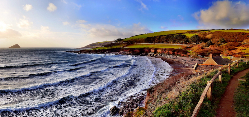 wmbury point headland best walks in devon