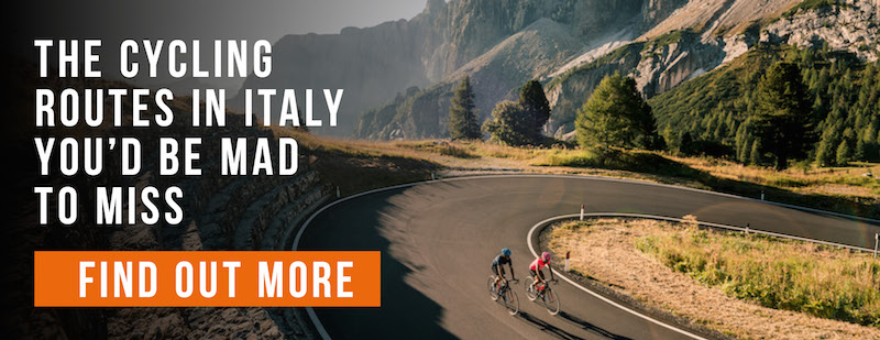 Best cycling routes Dolomites