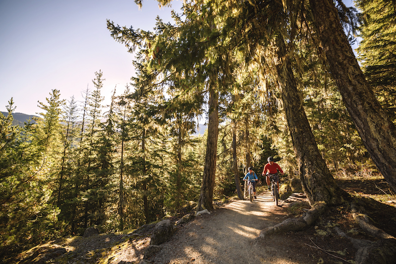 mountain biking best things to do in british columbia