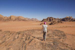 best hiking in jordan