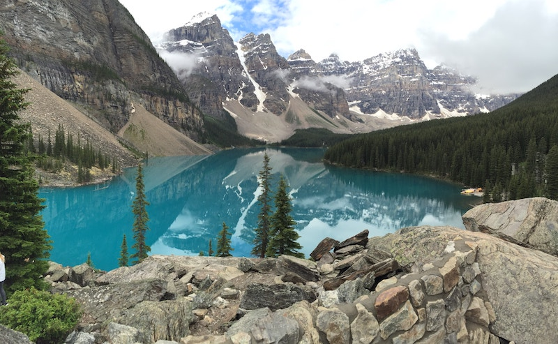Moraine Lake - Best Adventures in the Americas