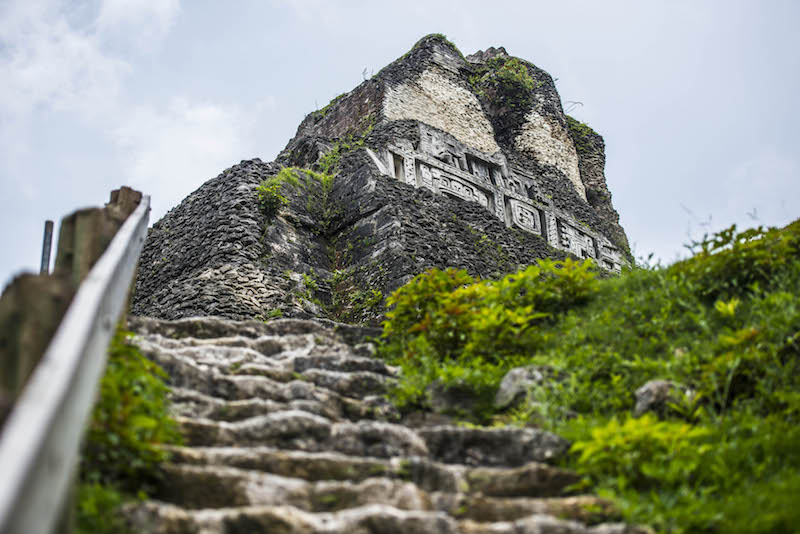 hiking mayan temple best things to do in belize