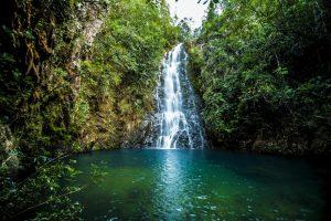 waterfall mountain bike trail best things to do in Belize