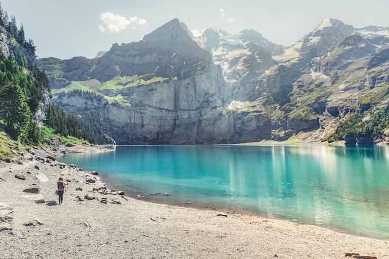 Via Alpina, Etappe 13, Lucy Fuggle