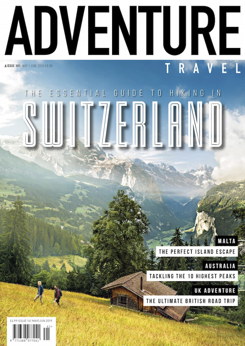 WIN a subscription to Adventure Travel magazine! - Wired For Adventure