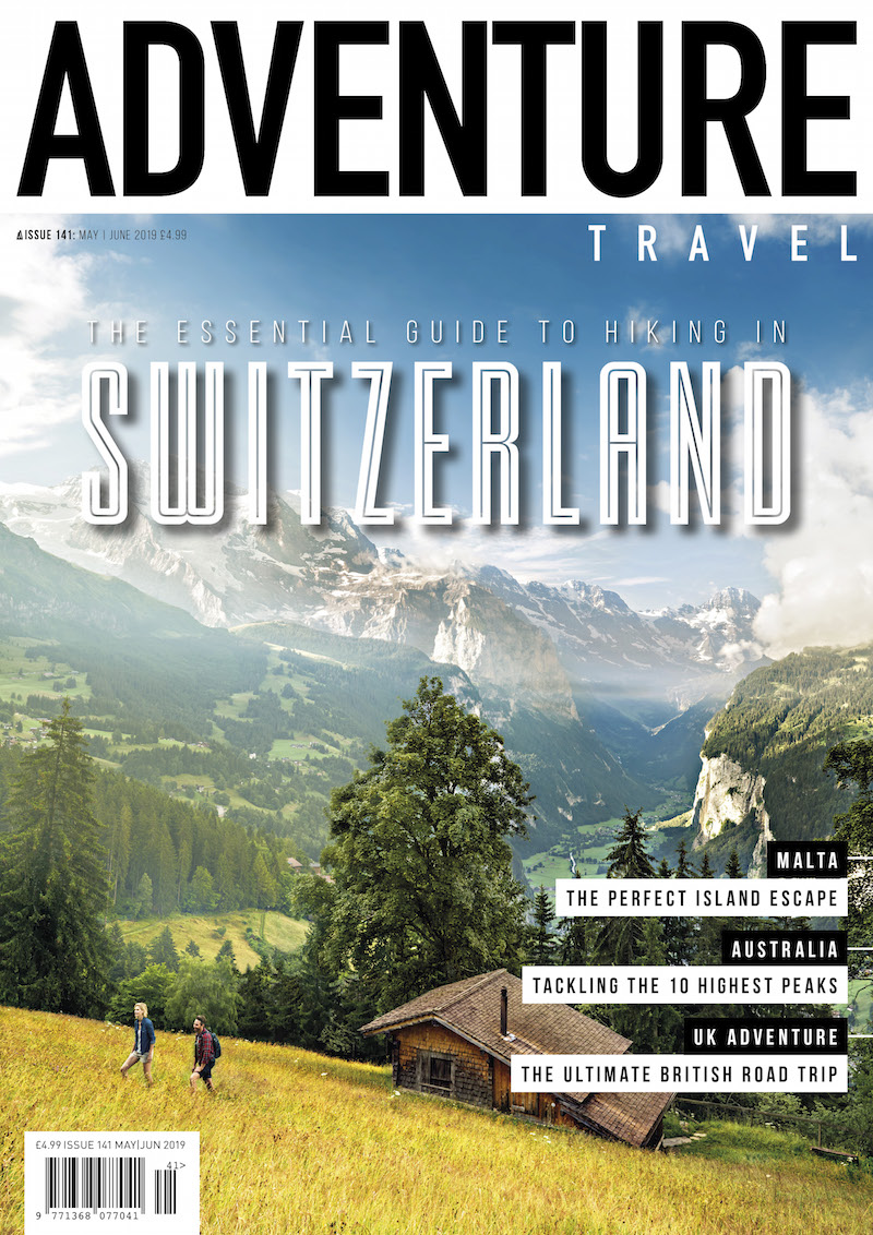 Adventure Travel magazine issue 141