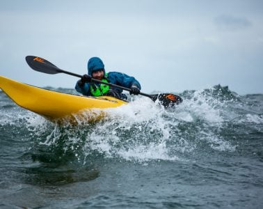 An incredible kayaking adventure in Ireland