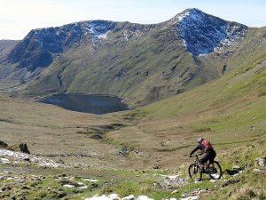 Nan Bield Pass Mountain Bike