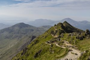 Rhyd Dhu, Snowdon, one of th ebest mountain bike routes in the UK