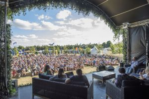 Talks at Countryfile Live