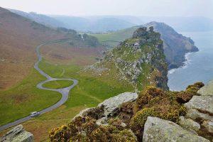 Valley of Rocks, Devon