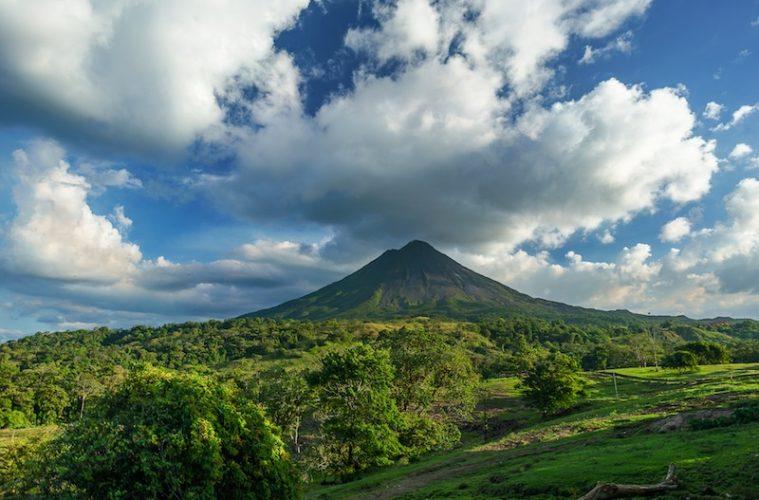 Costa Rica Volcano Hiking destinations for winter sun