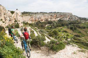 mountain biking malta