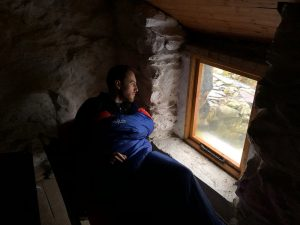 What it's really like to stay the night in a bothy