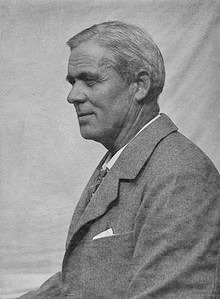 Thomas Hiram Holding portrait