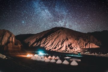 Atacama desert by night epic adventures