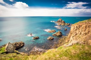 Views from land's end on one of the best walks in Cornwall
