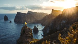 the island of madeira, Portugal