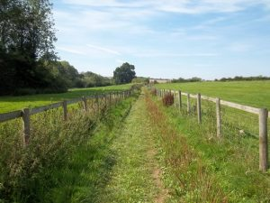 The Windrush Way in the Cotswolds