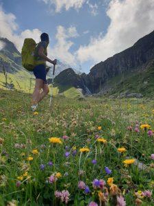 Hiking on the Via Alpina (1)