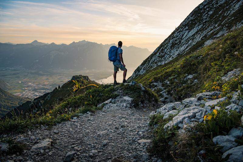 Via Alpina stage 19