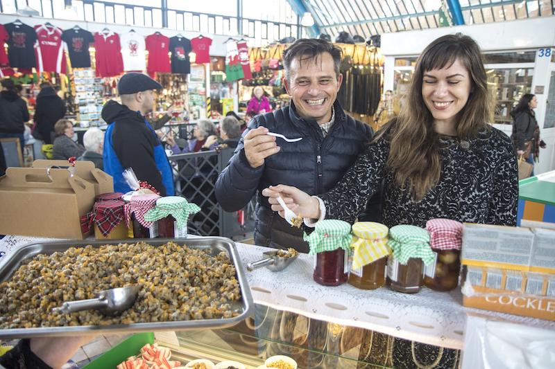 swansea bay market